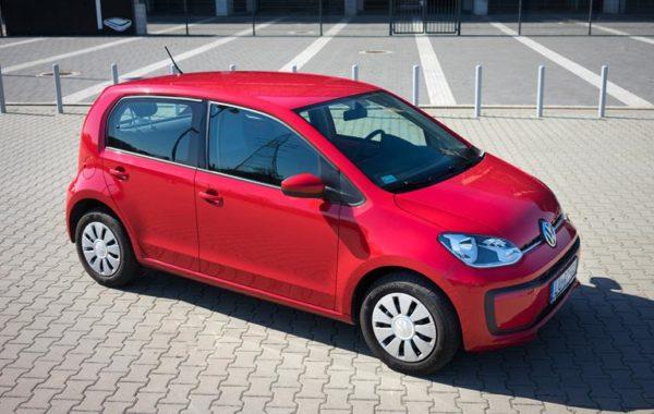 Volkswagen UP! <h3> już za 75zł </h3>